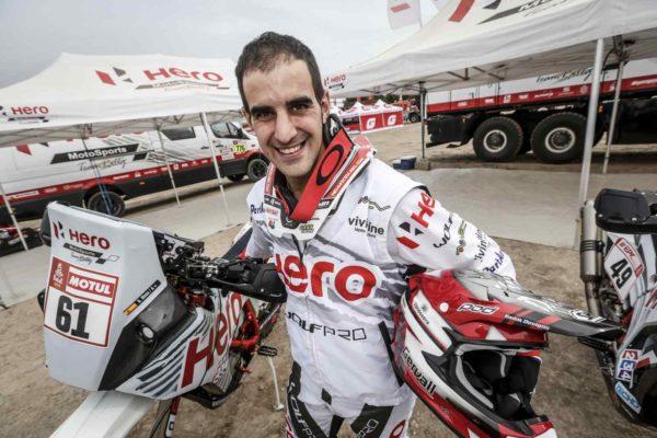 Hero MotoSports Team Rally Rider – Oriol Mena