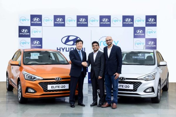 Hyundai Motor Joins Hands With Revv