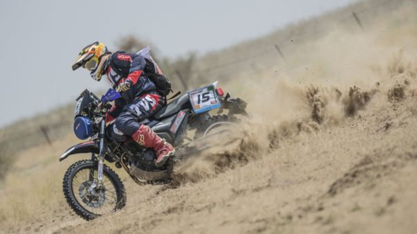 Imran Pasha (TVS Racing) – India Baja 2018 – Group B