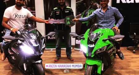 India's First 2018 Kawasaki ZX-10R and ZX-10RR - Anzen Kawasaki