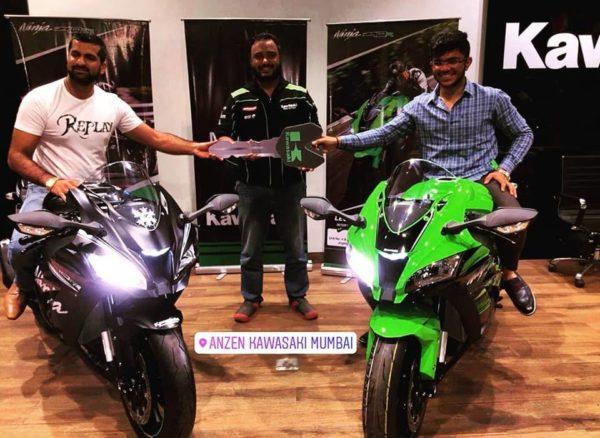 India's First 2018 Kawasaki ZX 10R and ZX 10RR – Anzen Kawasaki