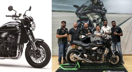 India's First Kawasaki Z900RS Black - Feature Image