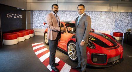 India's First Porsche GT2 RS (1)