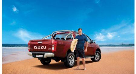 Jonty Rhodes To Endorse Isuzu V-Cross In India (1)