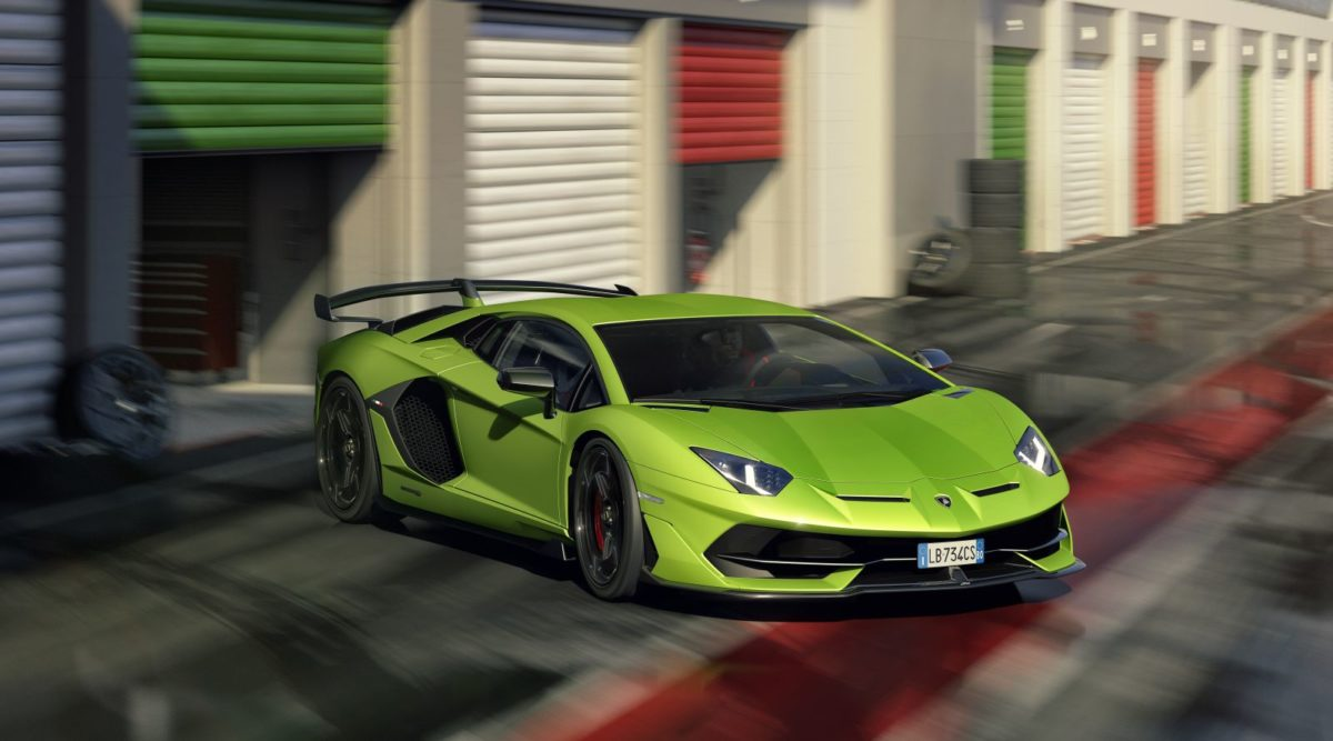 Lamborghini Aventador SVJ Unveiled – Official Images (18)