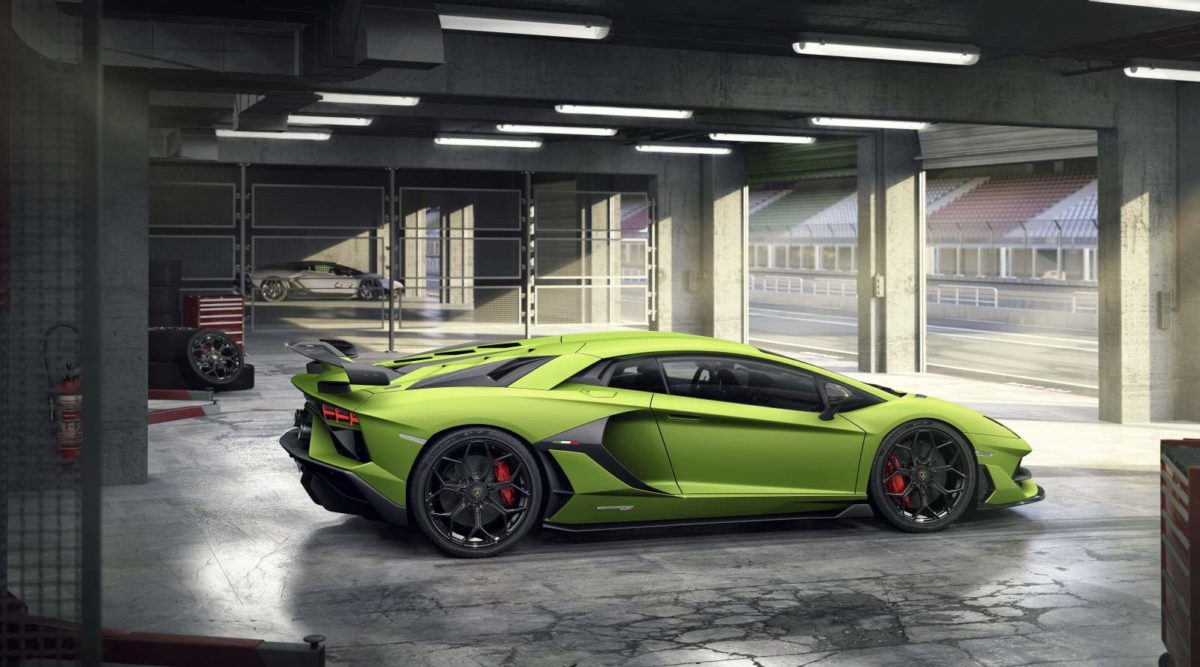 Lamborghini Aventador SVJ Unveiled – Official Images (19)