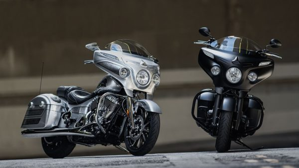 Limited Edition Indian Chieftain Elite (10)