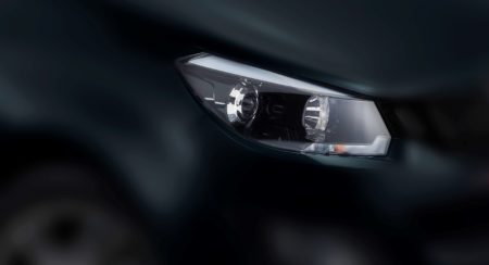 Mahindra Continues To Tease Upcoming Marazzo MPV; Reveals Twin Chamber Projector Headlamps