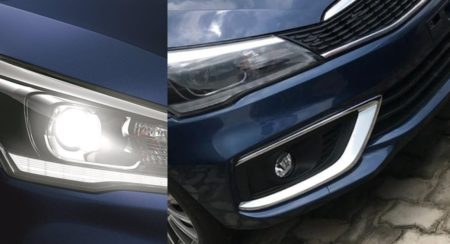 Upcoming Maruti Suzuki Ciaz Facelift Variants And Colour Options Leaked