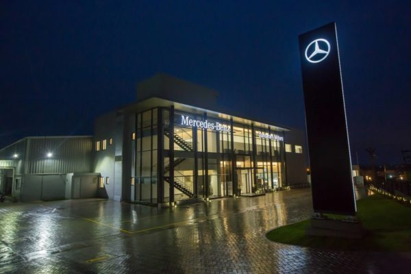 Mercedes Benz Inaugurates One Of Largest Luxury Car Service Facility In South India (2)
