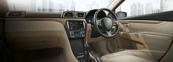 New 2018 Maruti Suzuki Ciaz Sedan Launched In India (1)