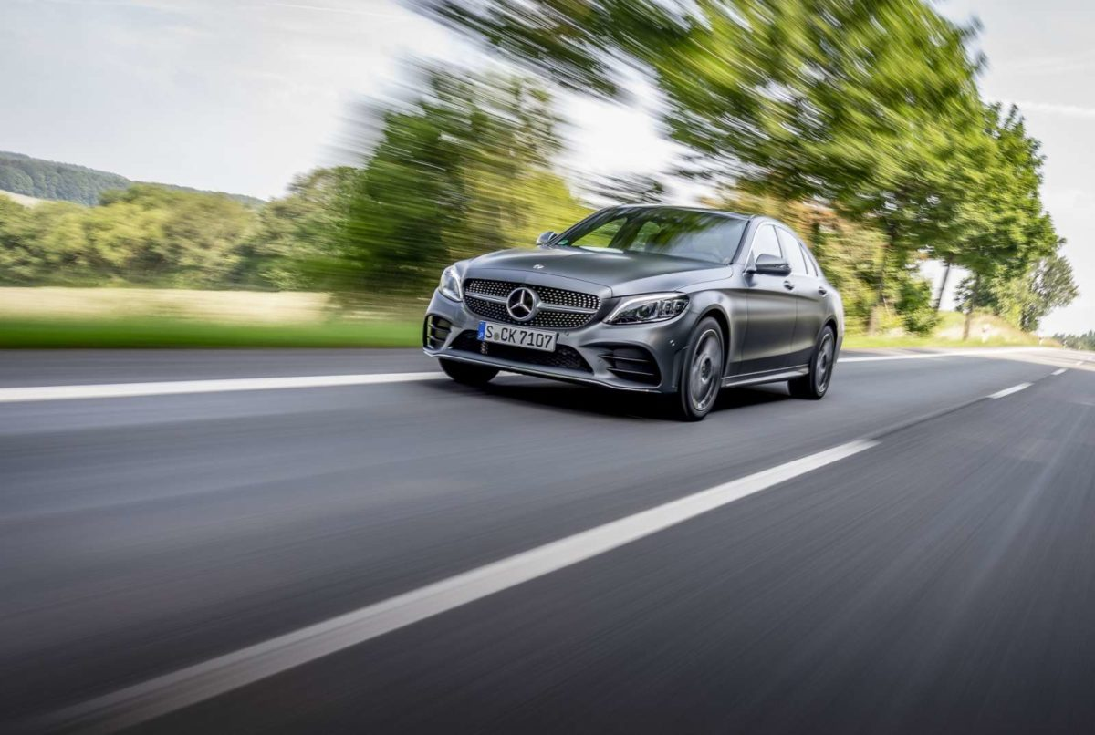 Die neue C Klasse Luxemburg & Moselregion 2018 // The new C Class Luxembourg & Moselle region 2018