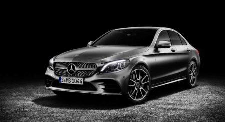 Die neue Mercedes-Benz C-Klasse Limousine und das neue T-Modell