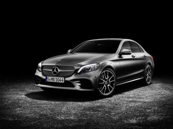 Die neue Mercedes Benz C Klasse Limousine und das neue T Modell