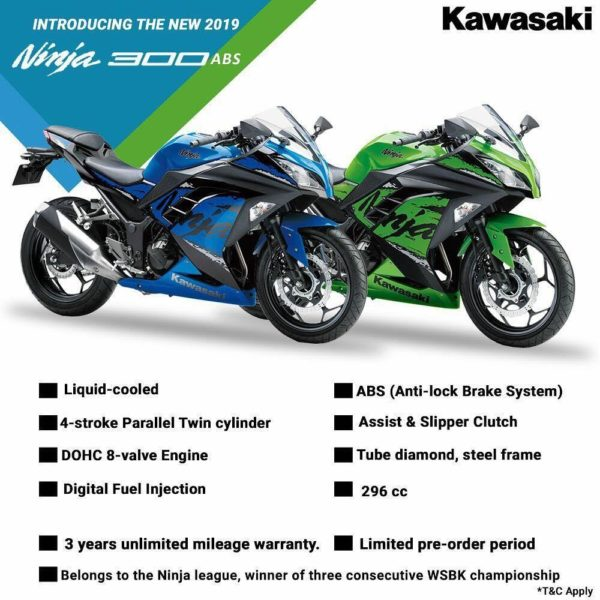 New Kawasaki Ninja 300 With Locally Produced Parts Launched In India (3)