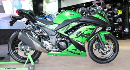 Official: New Kawasaki Ninja 300 Launched In India; Early Birds Get Warranty Benefit