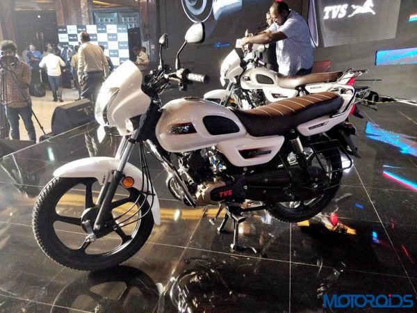 New TVS Radeon Launched In India (25)