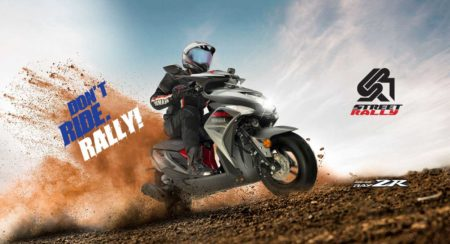 New Yamaha Cygnus Ray ZR Street Rally Edition India Deliveries Commence - Feature Image