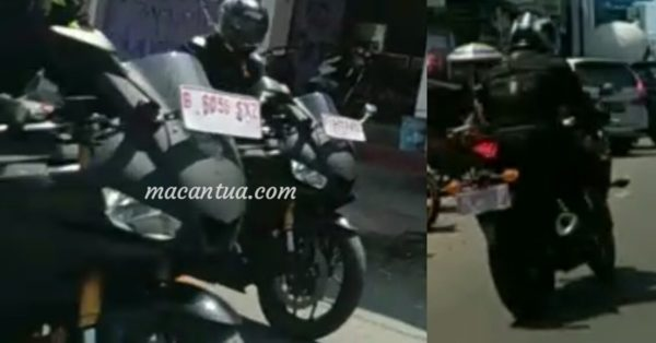 Next Generation Yamaha YZF R25 (YZF R3) Spied With LED Headlight and USD Forks – Feature Image