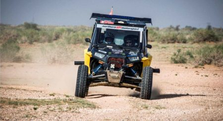 Polaris India Bags Overall Victory In India Baja 2018 - Arindam Saikai