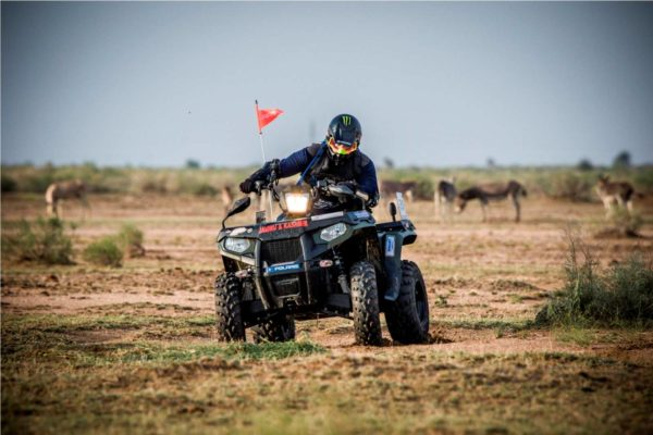 Polaris India Bags Overall Victory In India Baja 2018 – Taufeeq Mughal