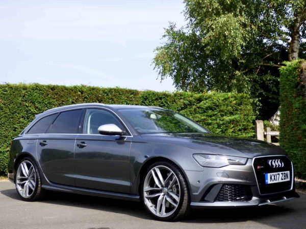 Prince Harry Sells His Audi RS6 Avant (2)
