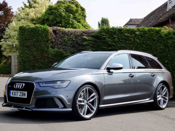 Prince Harry Sells His Audi RS6 Avant (3)