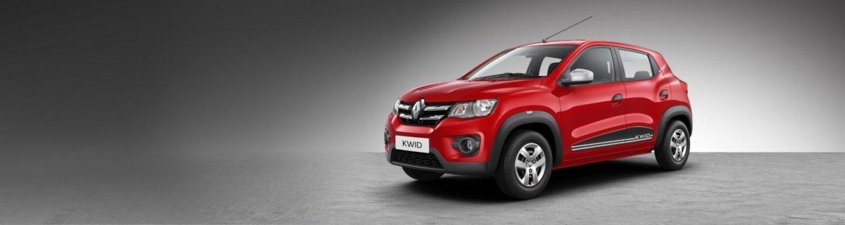Renault KWID 2018 – Colour Options (2)