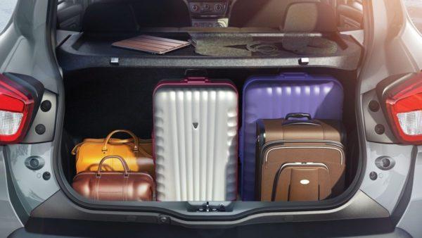 Renault KWID 2018 – Interior (5)