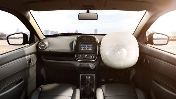 Renault KWID 2018 – Interior (7)