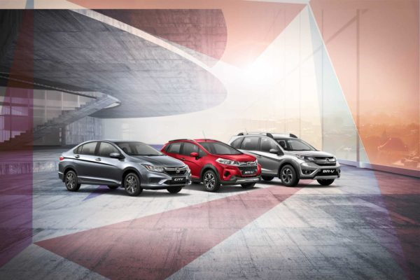 Special Editions Honda WR V, City And BR V Launched In India