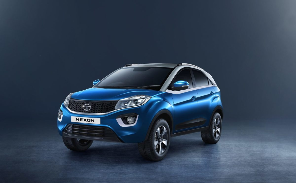 Tata Nexon Scores 4 Star Adult Safety Rating From Global NCAP (1)