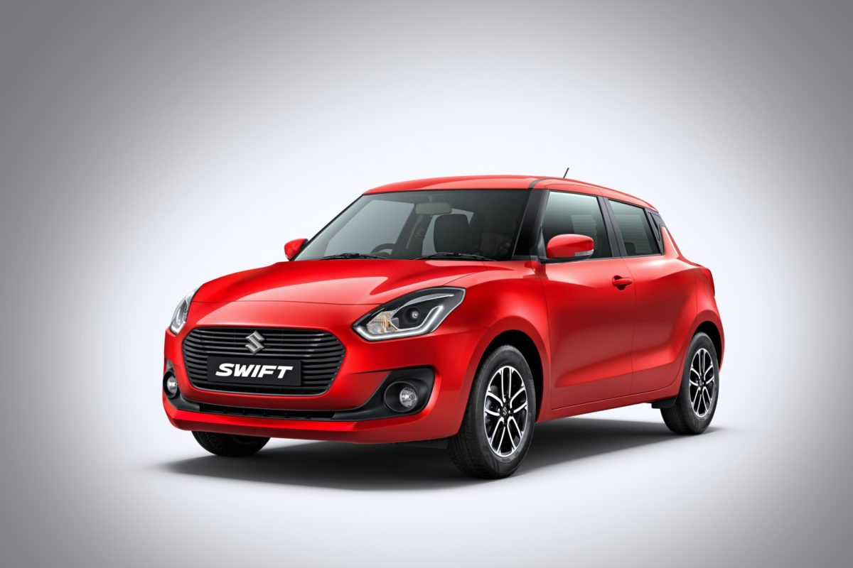 Top Variants Of Maruti Suzuki Swift Get Auto Gear Shift Transmission (2)