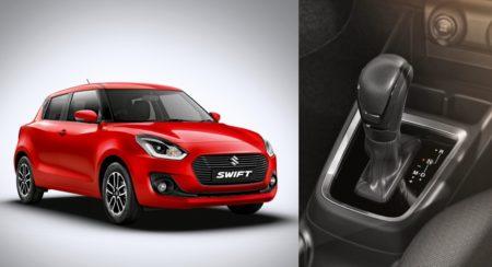 Top Variants Of Maruti Suzuki Swift Get Auto Gear Shift Transmission
