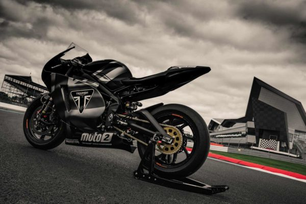 Triumph Motorcycles Reveal the Final Moto2 Engine Prototype Bike – To Be Showcased At British GP (2)
