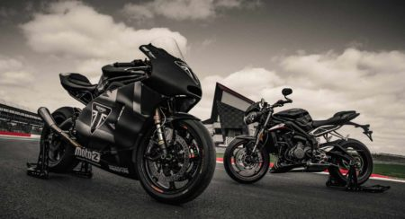 Triumph Motorcycles Reveal the Final Moto2 Engine Prototype Bike; To Be Showcased At British GP