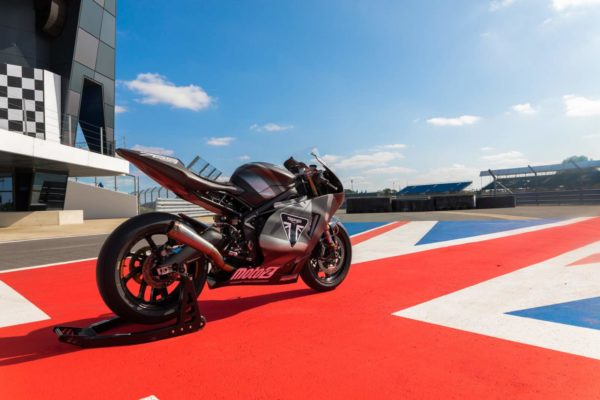 Triumph Motorcycles Reveal the Final Moto2 Engine Prototype Bike – To Be Showcased At British GP (4)
