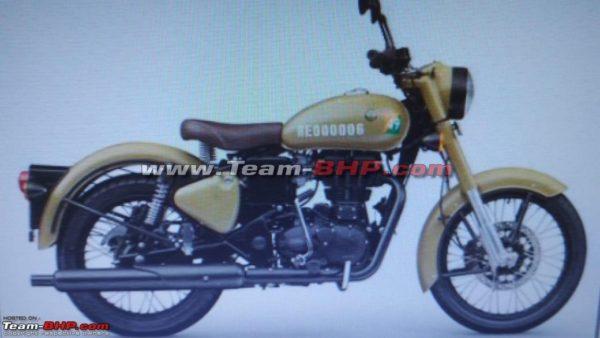 Upcoming Royal Enfield Motorcycles (1)