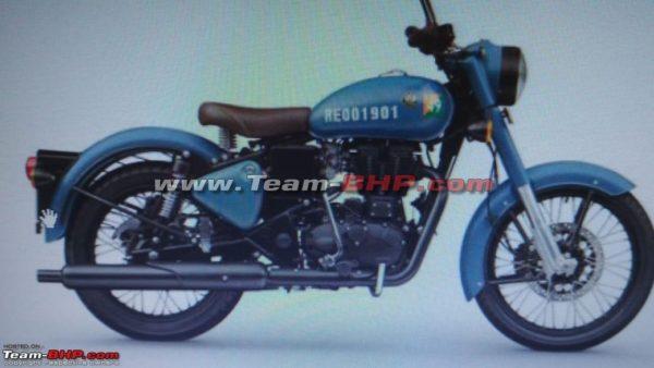 Upcoming Royal Enfield Motorcycles (2)