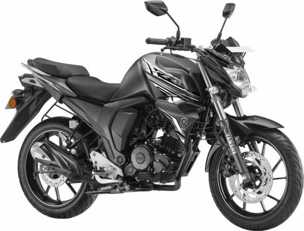 Yamaha FZ S FI – DARKNIGHT