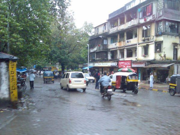 potholes thane road