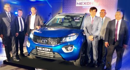 Tata Nexon Launched in Nepal for INR 29 Lakhs