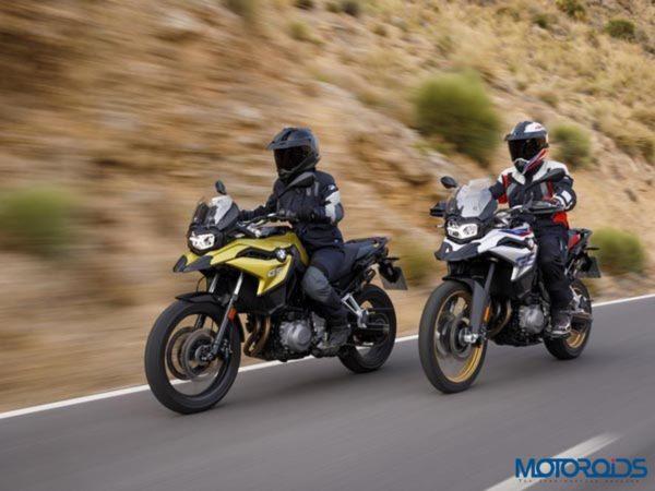 BMW F750 GS & F850 GS