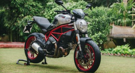 Ducati Monster Rajputana Customs