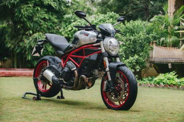 Ducati Monster Rajputana Customs
