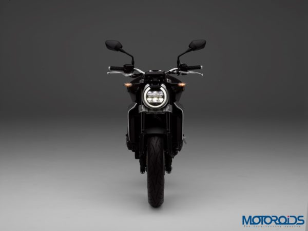 2018 CB1000R Front