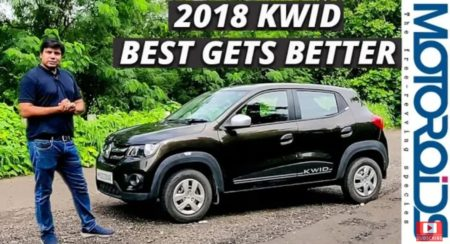 2018 Kwid review featured