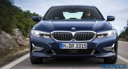 G20 2018 BMW 3 Series Rendered: Baby 5 Series