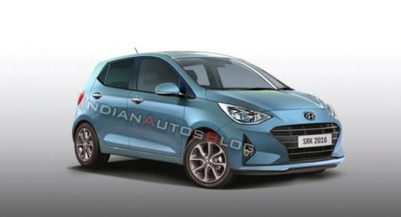 Is This How the New Grand i10 would look?