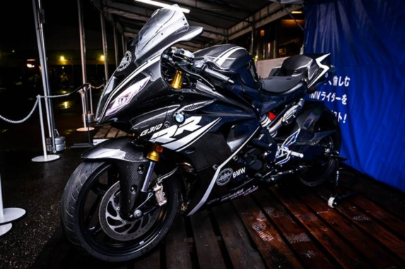BMW G 310 RR concept featured